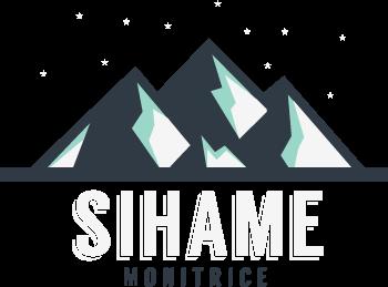 Sihame El Horfi - Monitrice de ski Le Corbier, Les Sybelles
