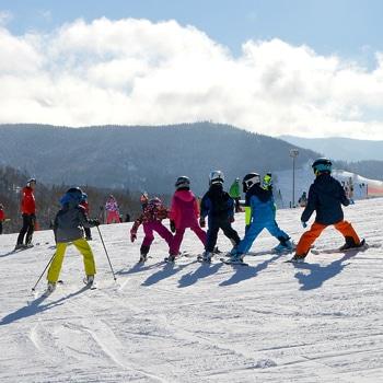Cours collectifs Ecole de Ski le Corbier - les Sybelles