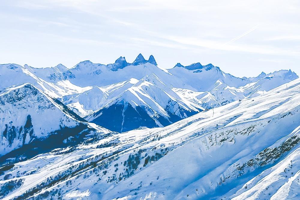Ecole de ski Les Sybelles